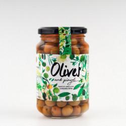 Olives amb Pinyol Arbequina