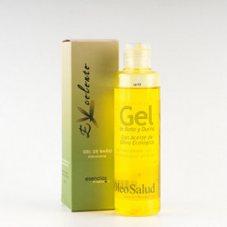 Gel de Baño Hidratante Esencias 200 ml